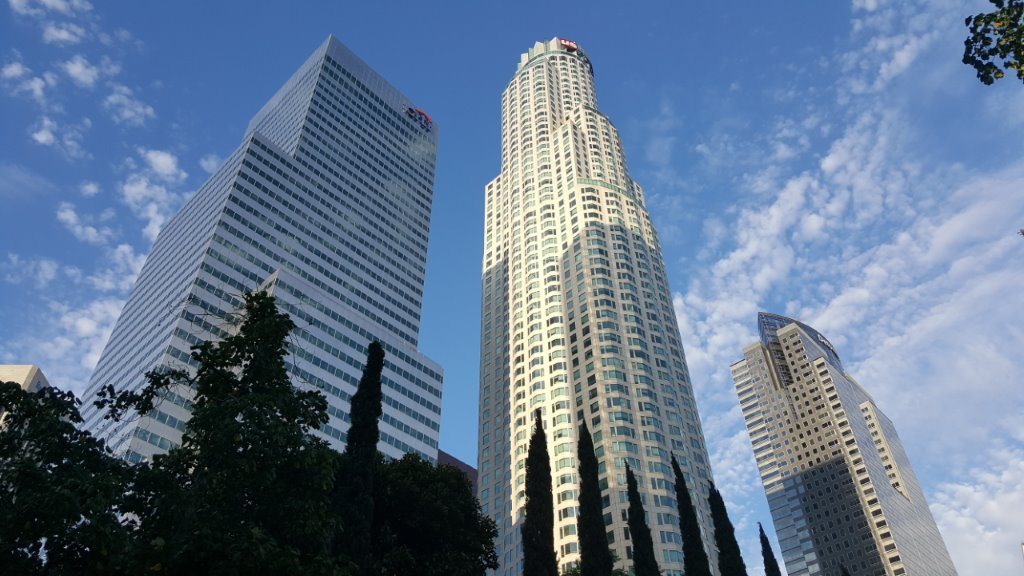 Project Feature – US Bank Tower, Los Angeles, Seismic Expansion Joint Restoration