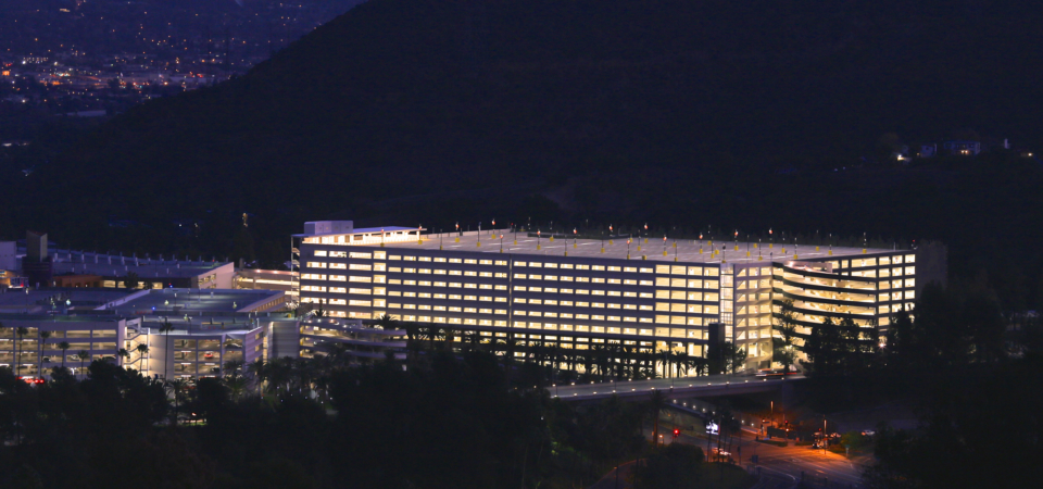 NBCUniversal E.T. Parking Structure – Universal City, CA: Watson Bowman Project Feature