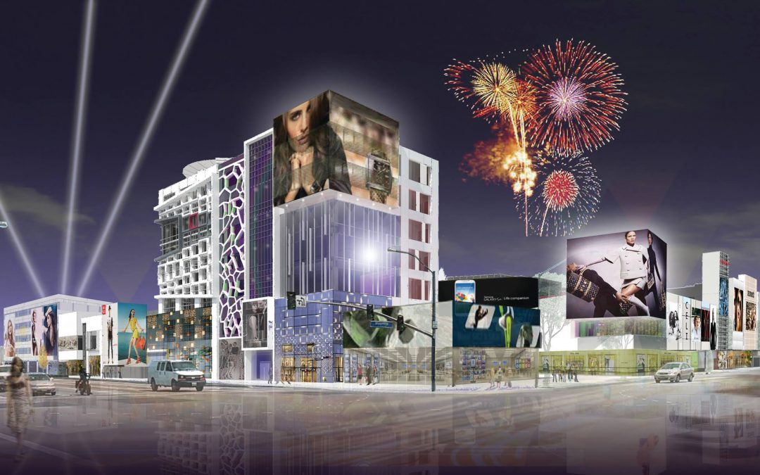 Encore Building Products Project Feature – The Source Buena Park